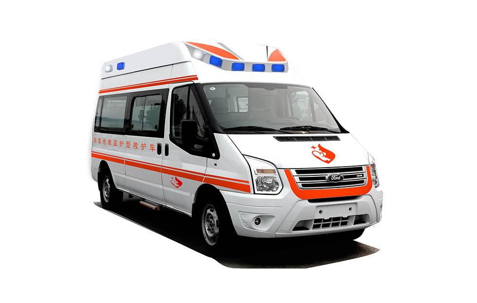 新世代全顺妇婴救护车