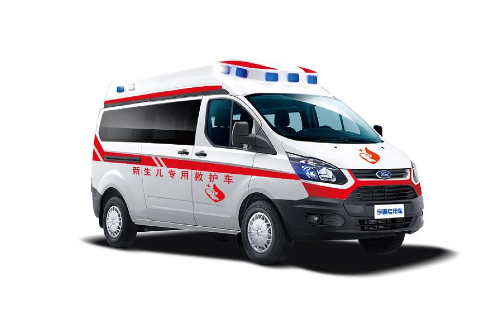 新全顺新生儿救护车