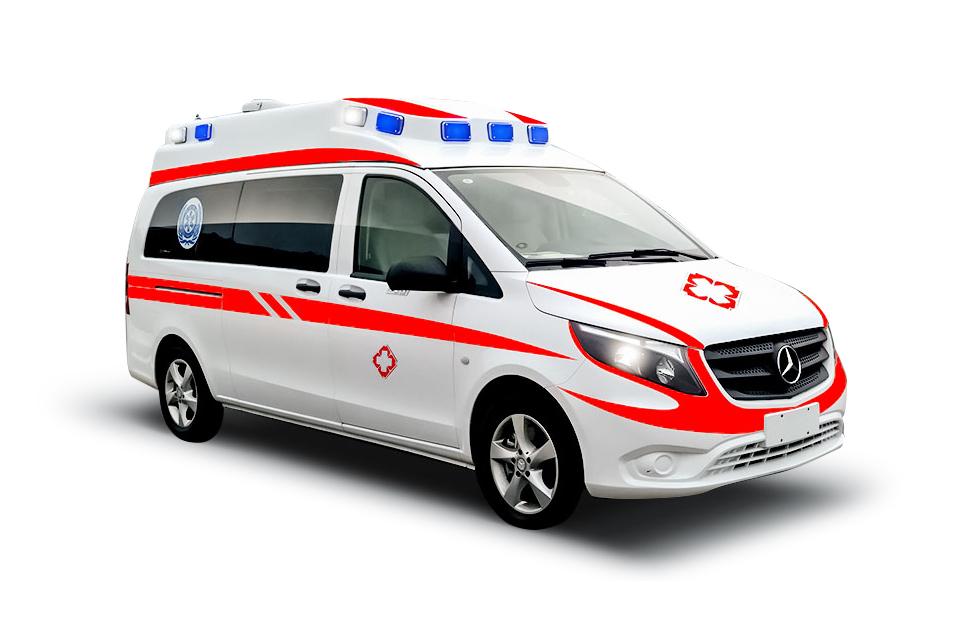 奔驰威霆负压救护车