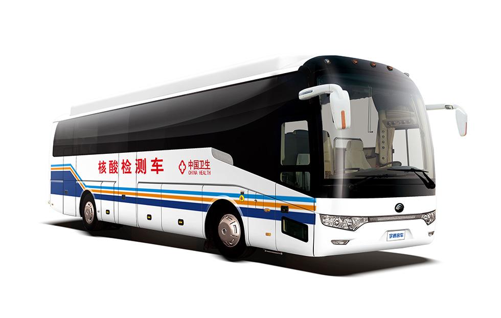 ZK5180XYL5B核酸检测车