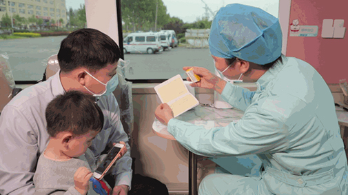 国家卫健委发布最新消息,儿童接种疫苗有了新变化
