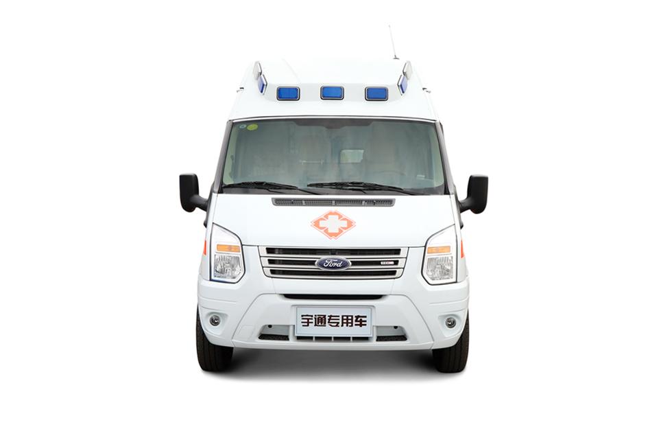 新世代全顺安顺版监护救护车